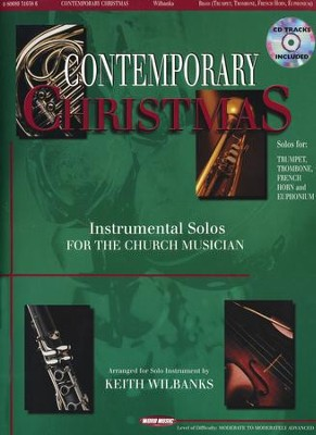 Contemporary Christmas-Instrumental Solos for the   Church Musician (Brass Instruments)  -