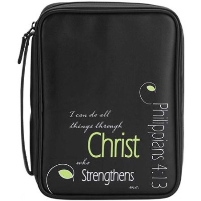 I Can Do All Things Bible Cover, Medium  -