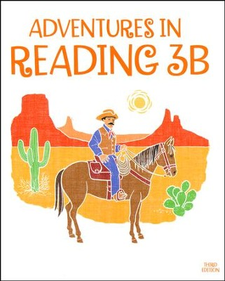 BJU Reading Grade 3 Student Book B (Third Edition)  -