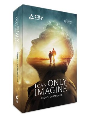 I Can Only Imagine--DVD Church Campaign Kit  -     By: Bart Millard