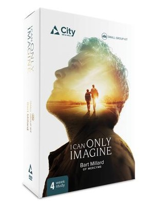 I Can Only Imagine--Small-Group DVD Kit  -     By: Bart Millard