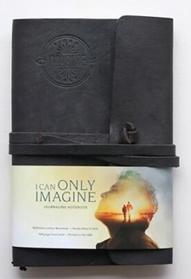 I Can Only Imagine Leather Devotional Journaling Notebook  -     By: Bart Millard