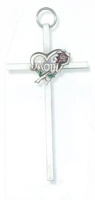 Mom Wall Cross  -