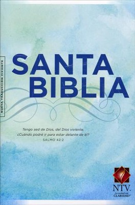Edici&#243n personal letra grande NTV td, NTV Personal Size Large Print Bible, Hardcover  -