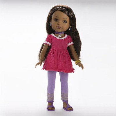 Hearts for Hearts Girls, Nahji from India Doll    -