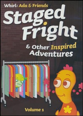 Staged Fright and Other Inspired Adventures: Volume 1, DVD  -