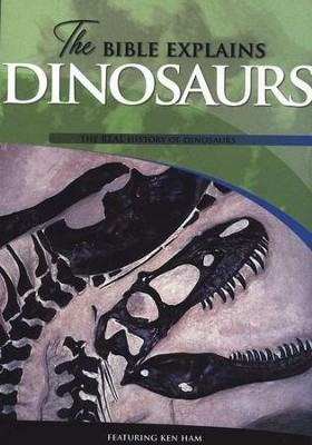 The Bible Explains Dinosaurs, DVD   -     By: Ken Ham