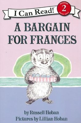 A Bargain for Frances   -     By: Russell Hoban