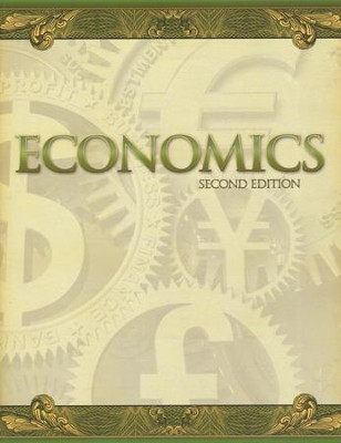 BJU Grade 12 Economics Student Text, Second Edition    -