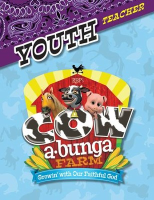 Cowabunga Farm VBS: Youth Teacher, KJV   -