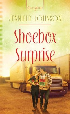 Shoebox Surprise - eBook  -     By: Jennifer Johnson