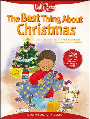 Best Thing About Christmas  -     By: Christine Tangvald