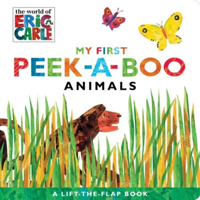My First Peek-A-Boo Animals  -     By: Eric Carle