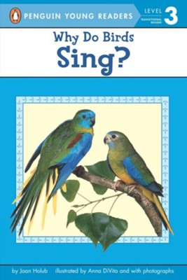 Why Do Birds Sing?  -     By: Joan Holub, Anna DiVito