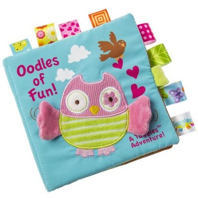 Oodles Of Fun Owl Soft Book  -