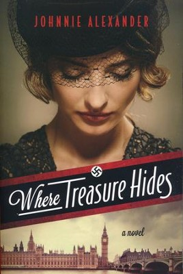 Where Treasure Hides  -     By: Johnnie Alexander