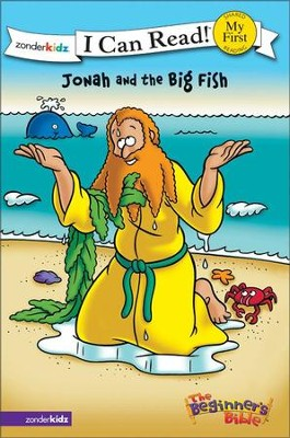 Jonah and the Big Fish - eBook  -     By: Kelly Pulley