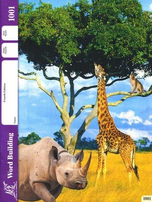 Word Building PACE 1001, Grade 1, 4th Edition   -