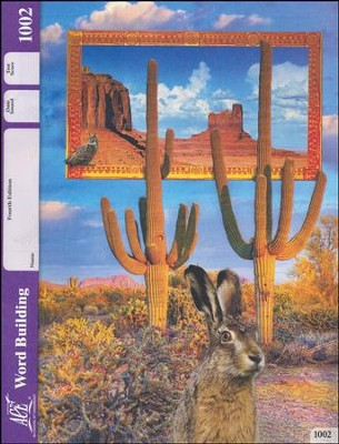 Word Building PACE 1002, Grade 1 (4th Edition)  -