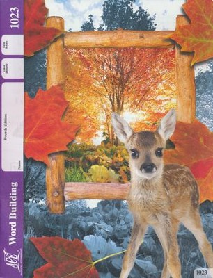Word Building PACE 1023, Grade 2 (4th Edition)  -