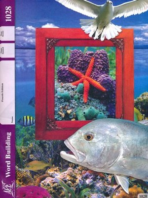 Word Building PACE 1028, Grade 3 (4th Edition)  -