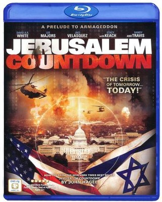 Jerusalem Countdown, Blu-ray   -
