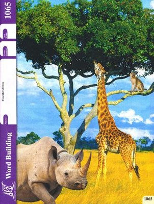 Word Building PACE 1065 (4th Edition) Grade 6  -