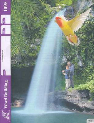 Word Building PACE 1095, Grade 8 (4th Edition)  -