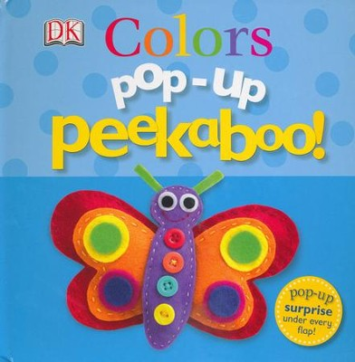 Pop-Up Peekaboo: Colors  -