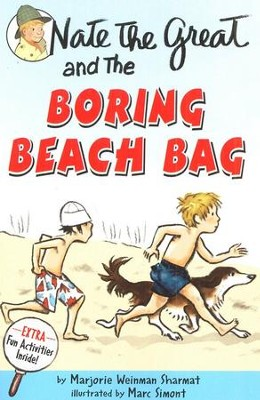Nate the Great and the Boring Beach Bag  -     By: Marjorie Weinman Sharmat