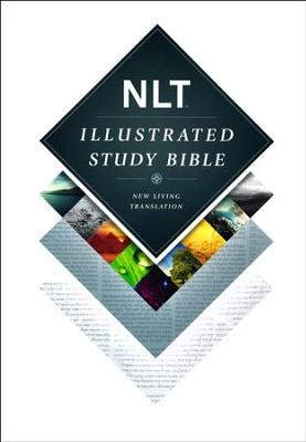 NLT Illustrated Study Bible, hardcover  -