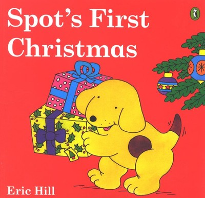 Spot's First Christmas: A Softcover Lift-the-Flap Book   -     By: Eric Hill