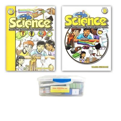 A Reason for Science, Level B, Complete Homeschool Kit  -