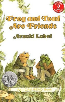 Frog and Toad Are Friends, Softcover   -     By: Arnold Lobel