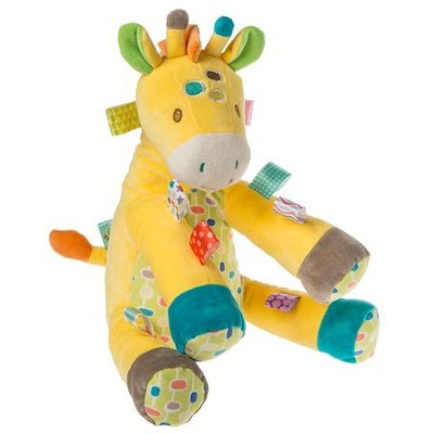 Gumdrops Giraffe Taggies Soft Toy  -