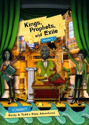 Kings, Prophets, and Exile: Volume 3  -