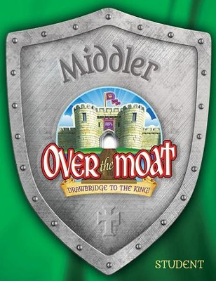 Over the Moat VBS: Middler Student Activity Sheets, KJV   -