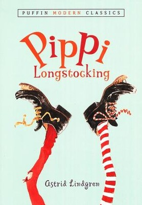 Pippi Longstocking  -     By: Astrid Lindgren