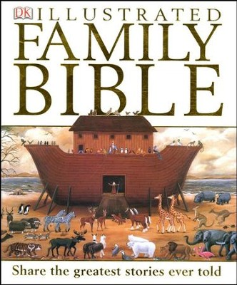 DK Illustrated Family Bible  -