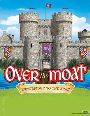 Over the Moat VBS: Theme Poster   -