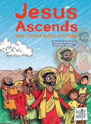 Jesus Ascends and Other Bible Stories  -     By: Rebecca Glaser
