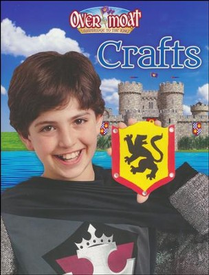 Over the Moat VBS: Craft Ideas Book   -