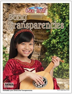 Over the Moat VBS: Song Transparency Packet   -