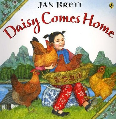 Daisy Comes Home  -     By: Jan Brett     Illustrated By: Jan Brett