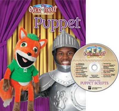 Over the Moat VBS: Puppet Scripts & CD   -