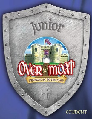 Over the Moat VBS: Junior Student Activity Sheets, NKJV   -