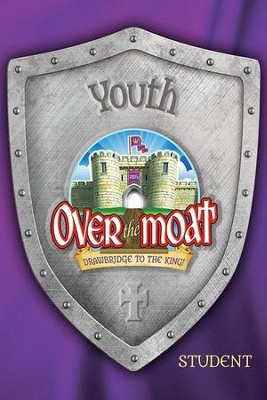 Over the Moat VBS: Youth Student Book, NKJV   -