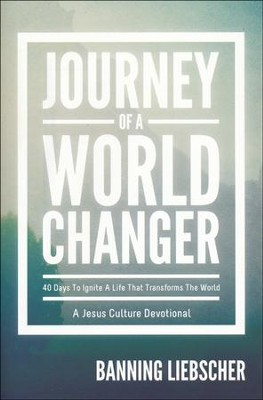 Journey of a World Changer  -     By: Banning Liebscher