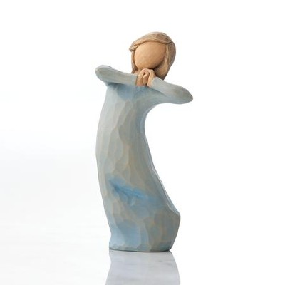 Willow Tree, Journey Figurine, Appreciating Where You Are   -     By: Susan Lordi