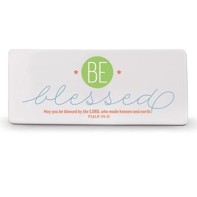 Be Blessed Plaque  -